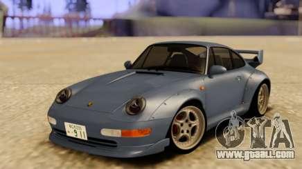 Porsche 933 for GTA San Andreas