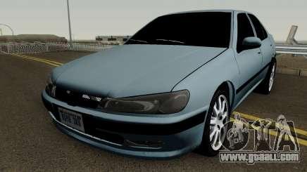 Peugeot 406 2004 for GTA San Andreas
