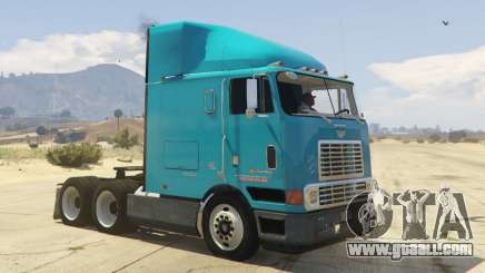 Navistar International 9800 1.0 for GTA 5