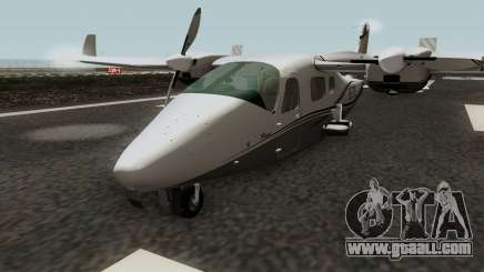 Tecnam P2006T for GTA San Andreas