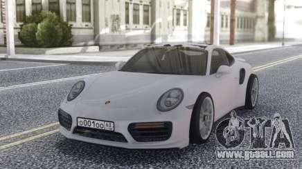 Porsche 911 Turbo S Coupe for GTA San Andreas