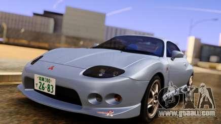 Mitsubishi FTO GP Version R for GTA San Andreas