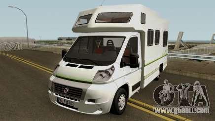 Fiat Ducato Mk3 Camper for GTA San Andreas