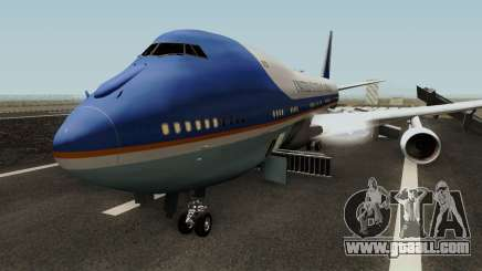 Boeing VC-25A for GTA San Andreas