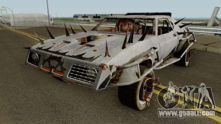 Ford Falcon from Mad Max the game for GTA San Andreas