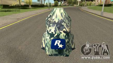 Retexture Parachute HQ (With HD Original Icon) for GTA San Andreas