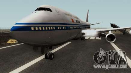 Boeing 747-400 Air China B-2472 for GTA San Andreas