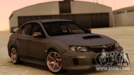 Subaru Impreza STi RHD for GTA San Andreas