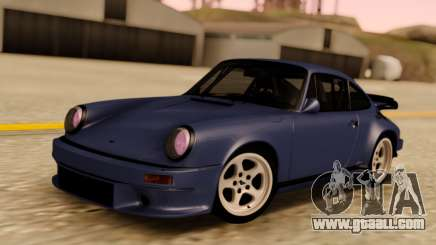 RUF CTR for GTA San Andreas