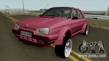 Skoda Favorit RocketBunny for GTA San Andreas
