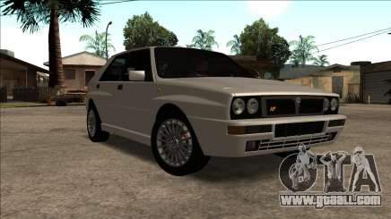 Lancia Delta HF Integrale Evoluzione for GTA San Andreas