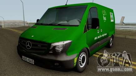 Mercedes-Benz Sprinter Posta for GTA San Andreas