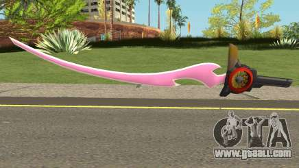 WindBlade Weapon for GTA San Andreas