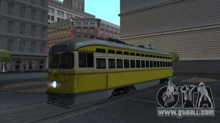 SEPTA PCC II for GTA San Andreas