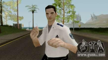 Magyar Rendor Zala Megye Low Quality for GTA San Andreas