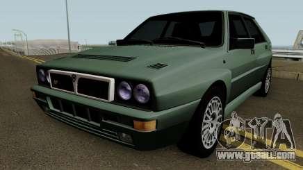 Lancia Delta HF Integrale Evoluzione II for GTA San Andreas