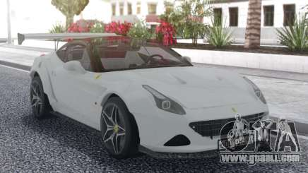 Ferrari California Sport for GTA San Andreas