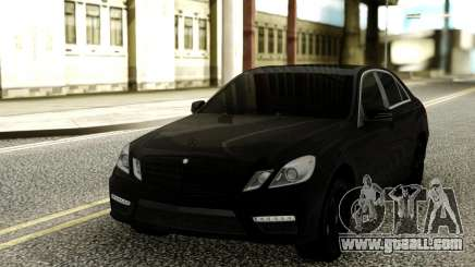 Mercedes-Benz E63 W212 for GTA San Andreas
