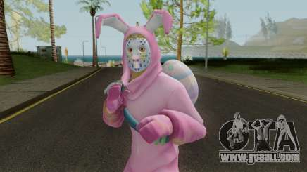 Fortnite Rabbit Raider Outfit (con Normalmap) for GTA San Andreas