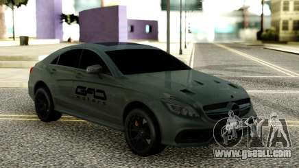 Mercedes-Benz CLS GAD for GTA San Andreas