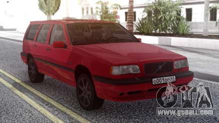 Volvo 850R 1997 for GTA San Andreas