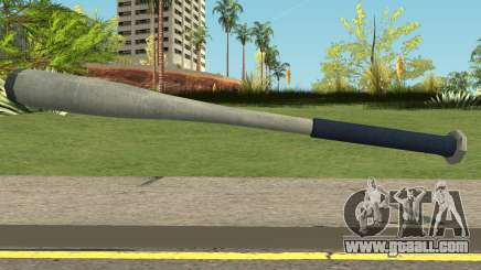 Baseball Bat HQ (With HD Original Icon) for GTA San Andreas