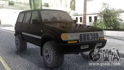 Toyota Serie 80 for GTA San Andreas