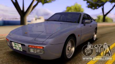 Porsche 944 for GTA San Andreas