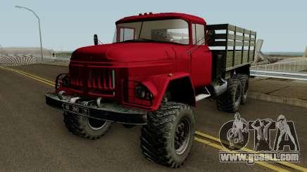 ZIL 131 (AMUR 531340) for GTA San Andreas