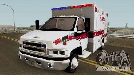 SAUR Ambulance for GTA San Andreas