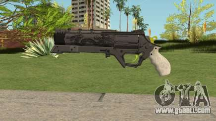 Call of Duty Black Ops 3 : Seraph Weapon for GTA San Andreas