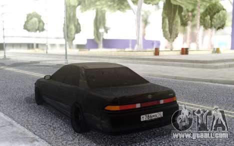 Toyota Mark II X90 7 1992 -1994 for GTA San Andreas