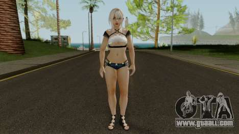 Misaki (Marionatte) DoA Xtreme: Venus Vacation for GTA San Andreas