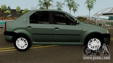 Renault Tondar 90 (Iranian) for GTA San Andreas back view