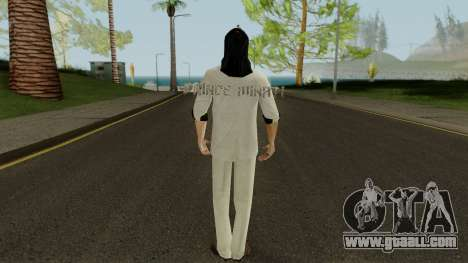 SRK Skin From Don 2 for GTA San Andreas