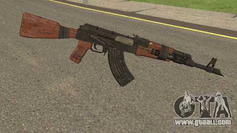 Battle Carnival AKM SKIN 1 for GTA San Andreas second screenshot