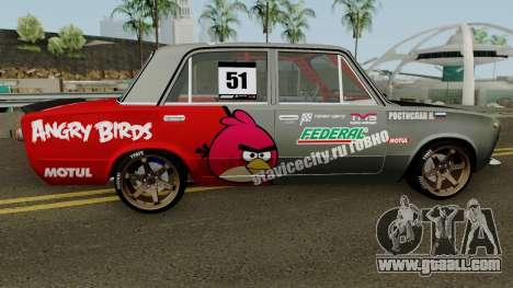 VAZ 2101 Angry Birds Team for GTA San Andreas