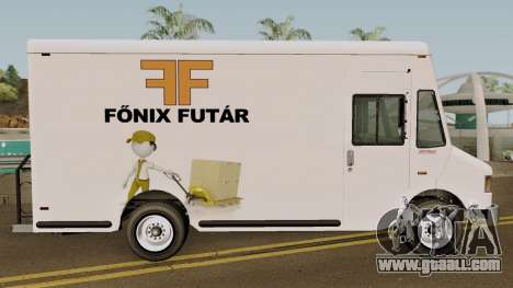 Fonix Futar for GTA San Andreas back view