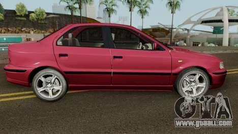 Ikco Samand Melie for GTA San Andreas