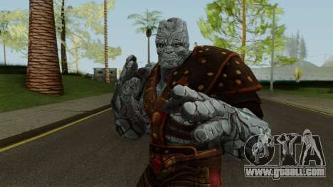 Korg From Marvel Contest of Champions for GTA San Andreas