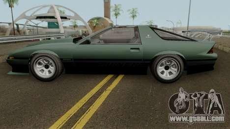 Imponte Ruiner (r2) GTA V for GTA San Andreas