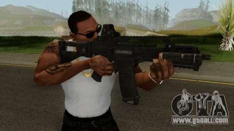 Battle Carnival G36C for GTA San Andreas