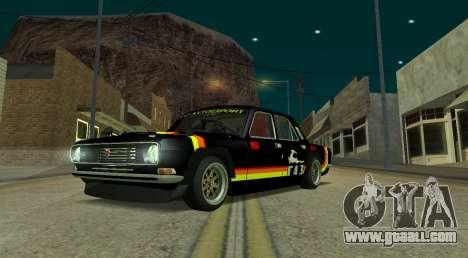 GAZ 24-10 Sports for GTA San Andreas