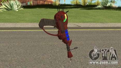 Call Of Duty Black Ops 3: Ray Gun for GTA San Andreas
