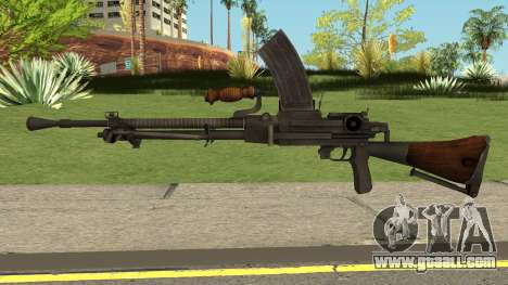 Type-99 Light Machine Gun for GTA San Andreas