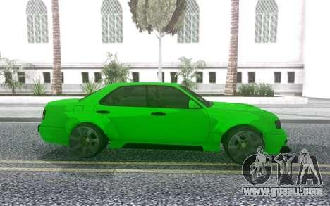 Nissan Cedric WideBody for GTA San Andreas