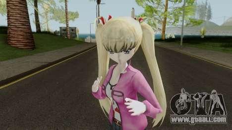 Airi - Oni Chichi for GTA San Andreas