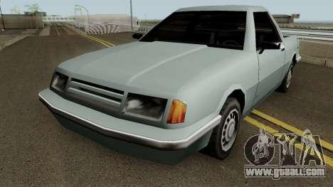 Manana Pickup for GTA San Andreas