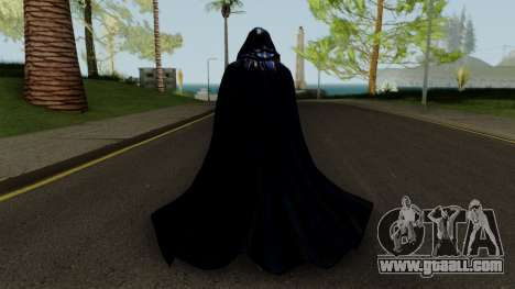Cloak From Marvel End Time Arena for GTA San Andreas