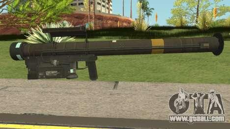 New Stinger HQ for GTA San Andreas